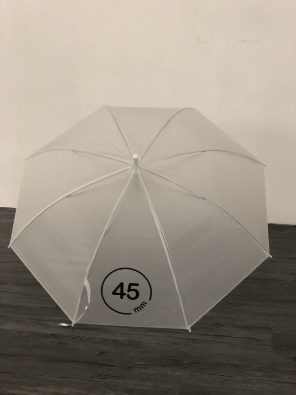 45mm Pure Umbrella, Limited Edition